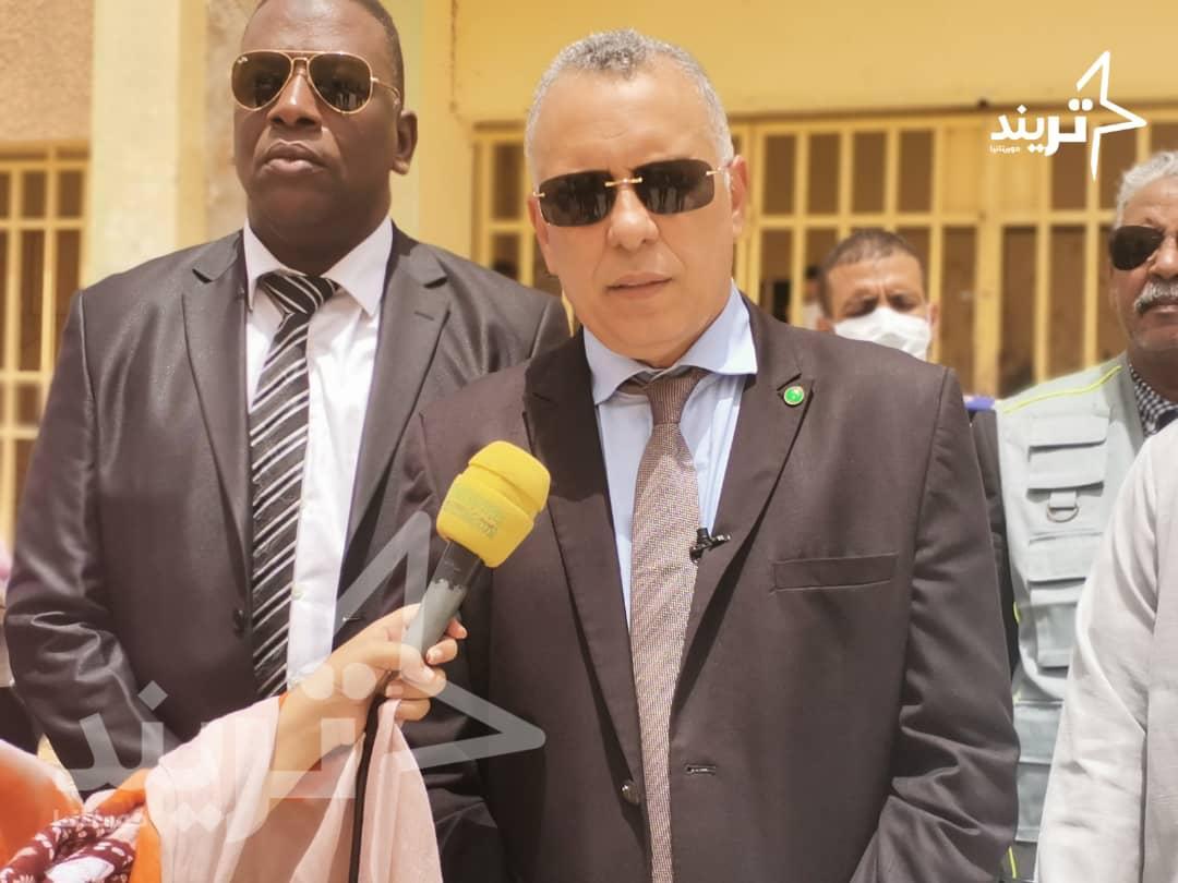 رئيس اللجنة الوطنية لحقوق الإنسان يشرف على حملة زيارة السجون
