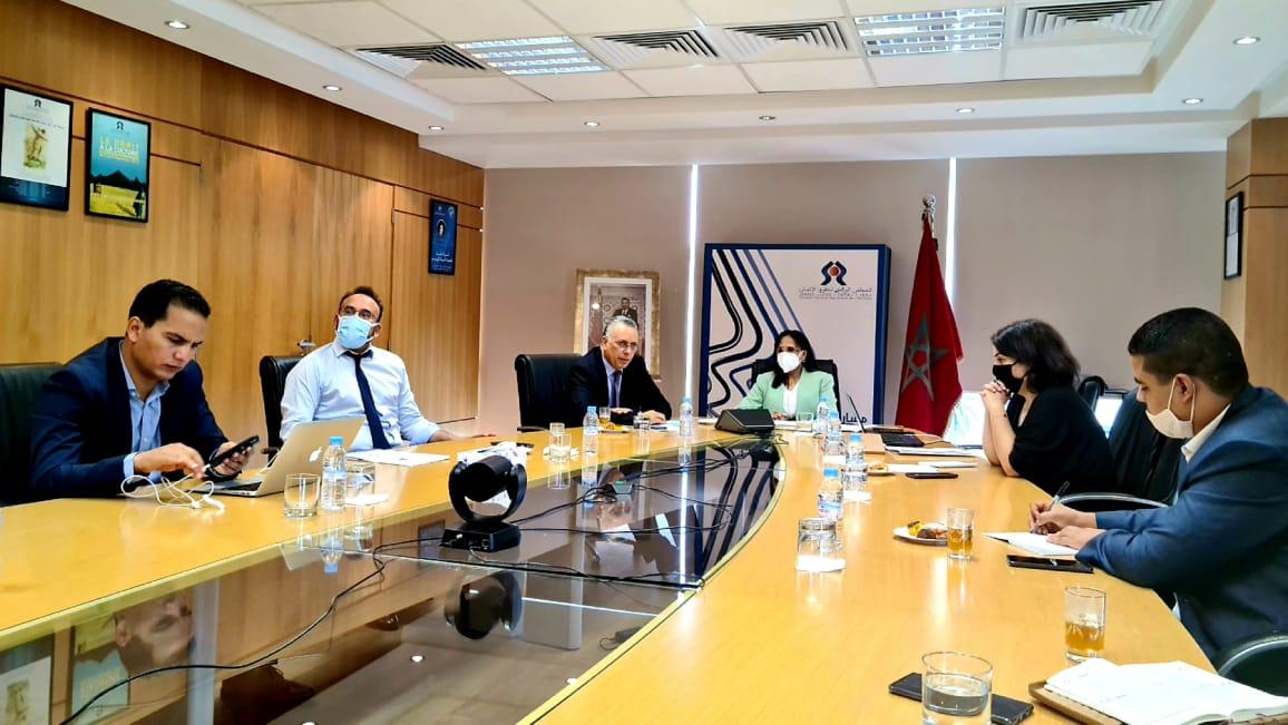 افتتاح دورة تكوينية لصالح اللجنة الوطنية لحقوق الإنسان بموريتانيا